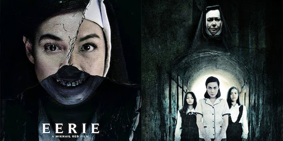 Eerie 2018 Full Movie