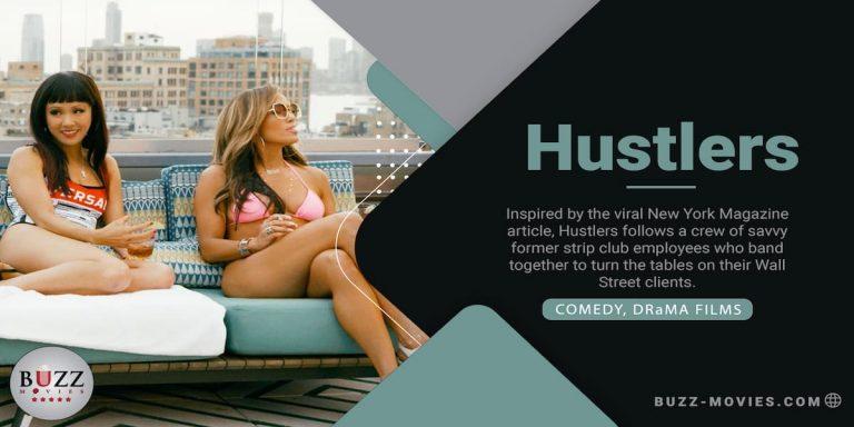 Hustlers 2019 Movie