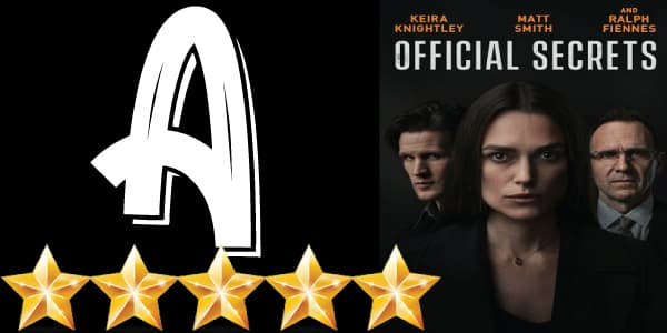 Official Secrets Movie Review