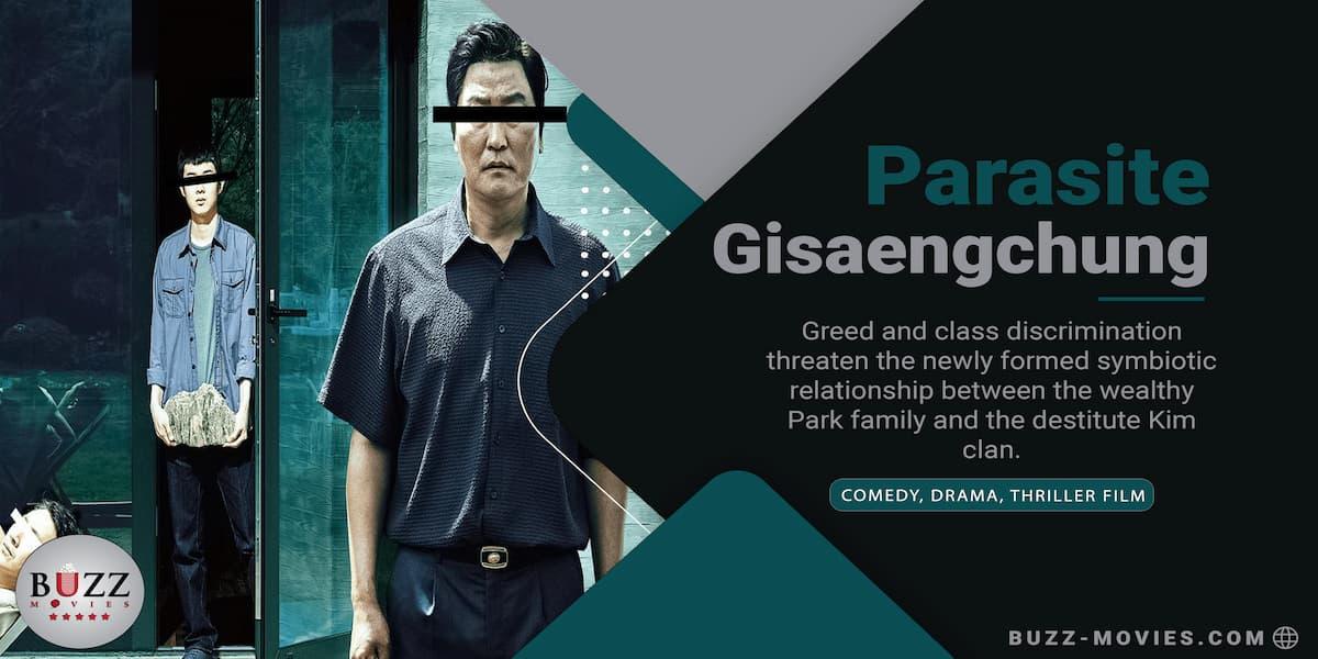 Parasite (Gisaengchung) Movie