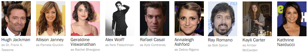 Bad Education Movie Cast