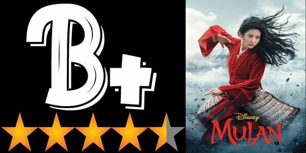 Mulan 2020 Movie Review