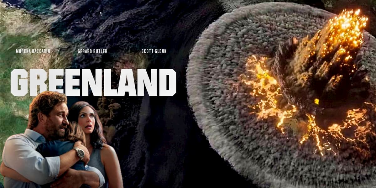 Greenland Movie 2020 a Serious disaster film