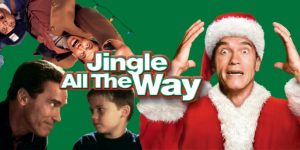 Jingle All the Way Movie family Christmases film