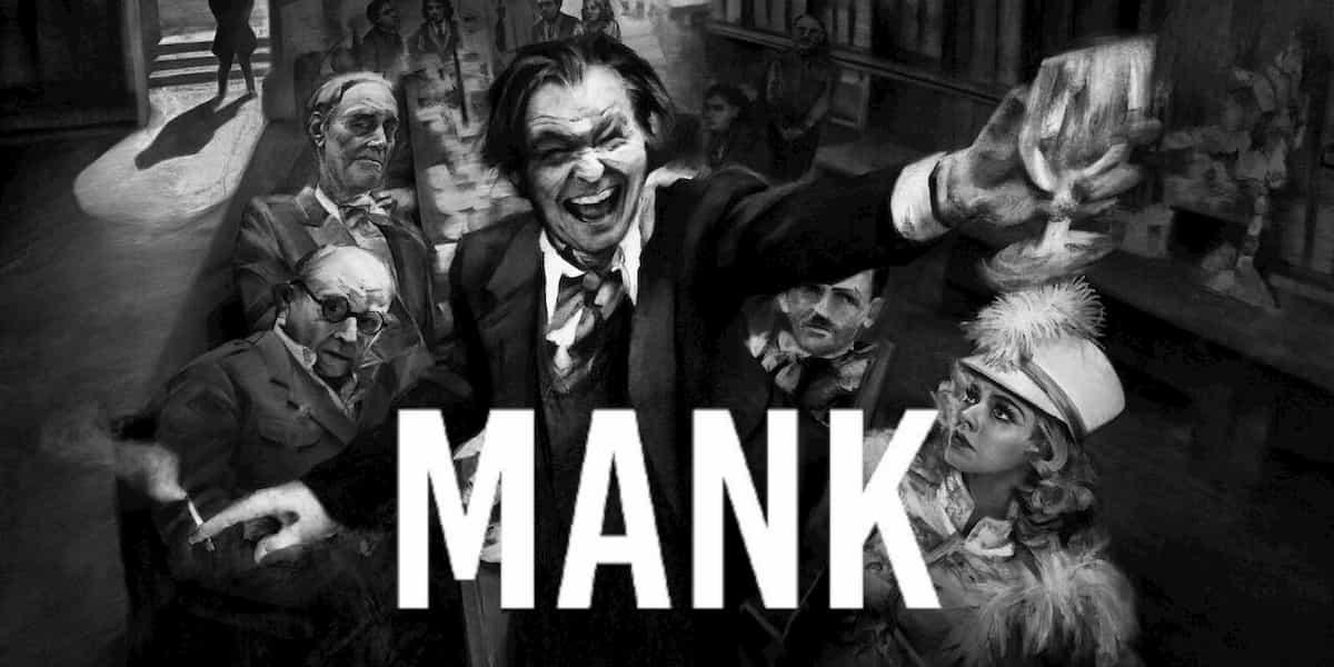 Mank Movie 2020