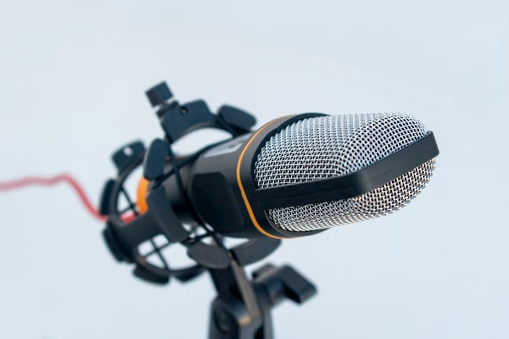 Microphone (Essential Sound Gear)
