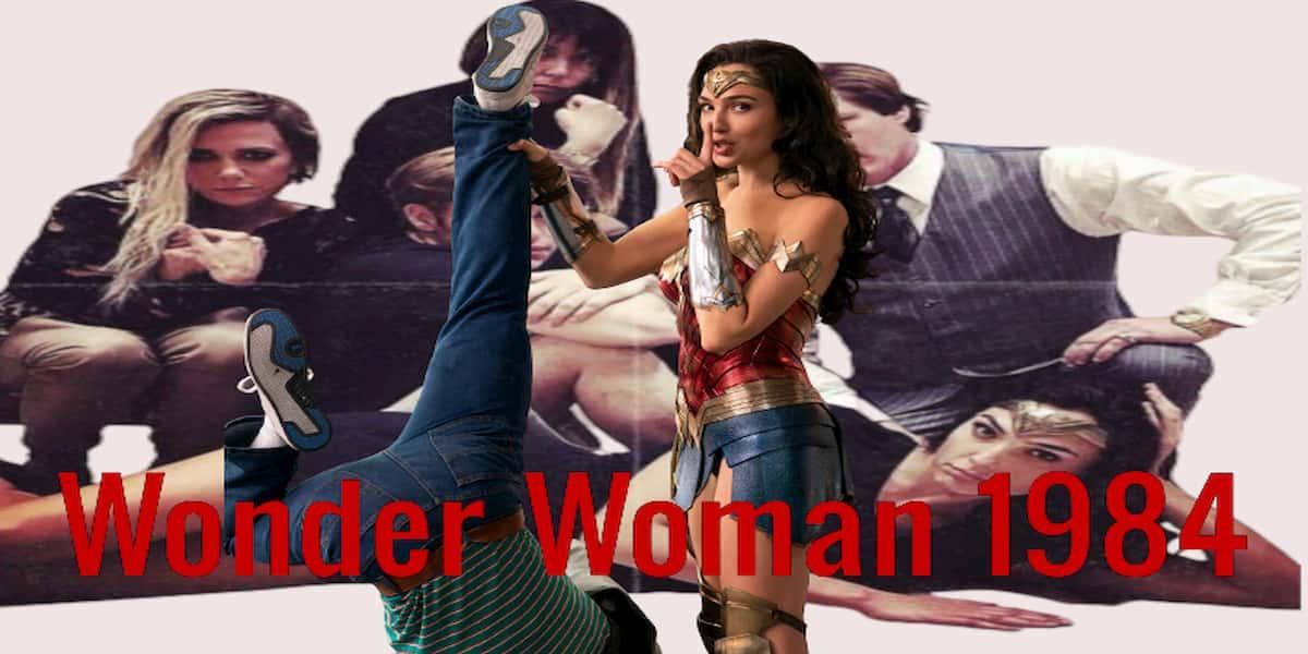 Wonder Woman 1984 Movie  A new Superhero Film