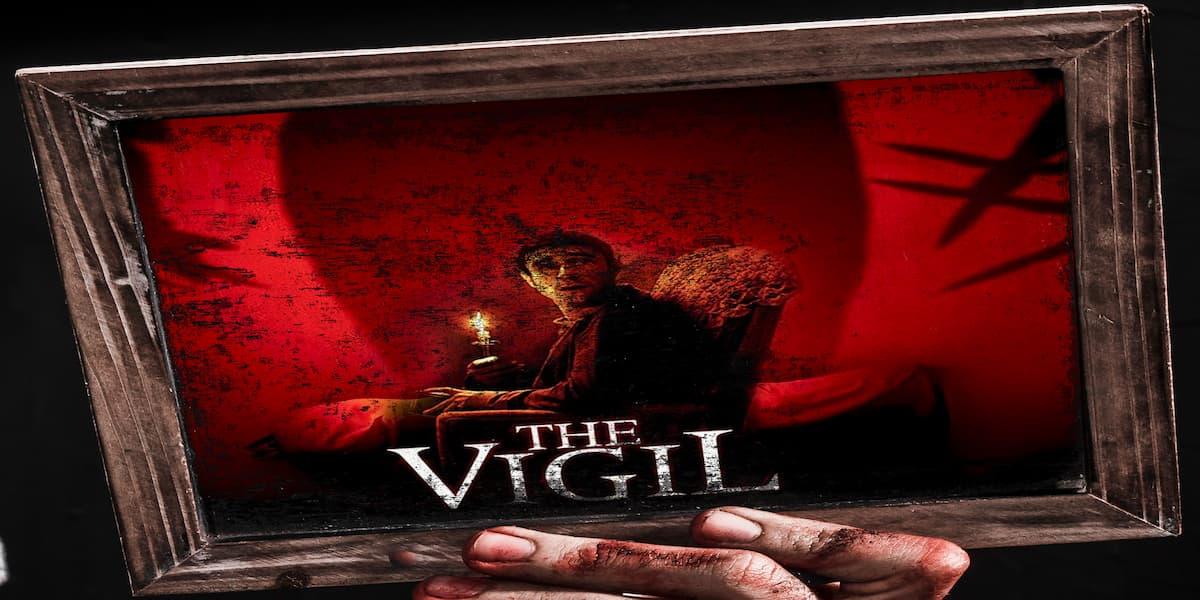 The Vigil 2021 New Horror Film