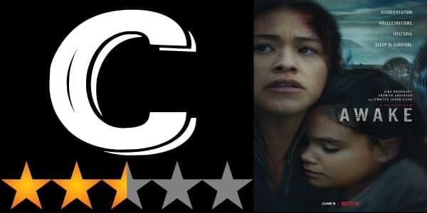 Awake 2021 Movie Review