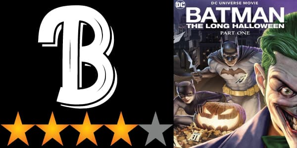 Batman: The Long Halloween - Part One Movie Review