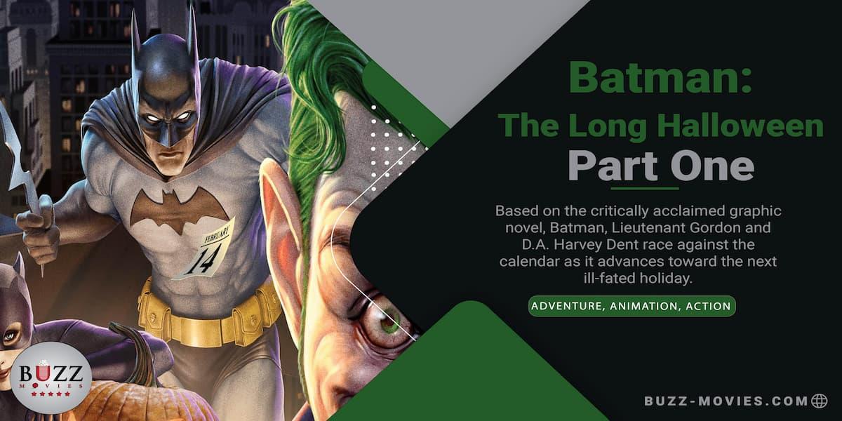 Batman: The Long Halloween - Part One