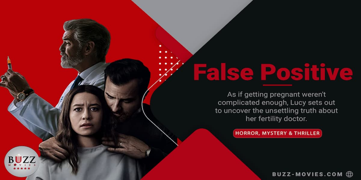 False Positive (2021) Horror Movie
