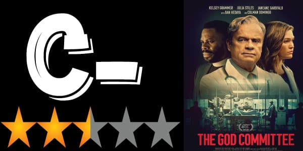 The God Committee Movie Review