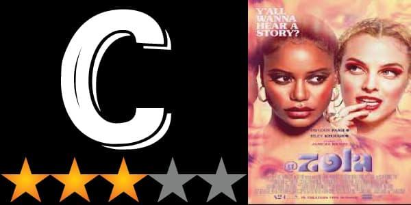 Zola 2021 Movie Review