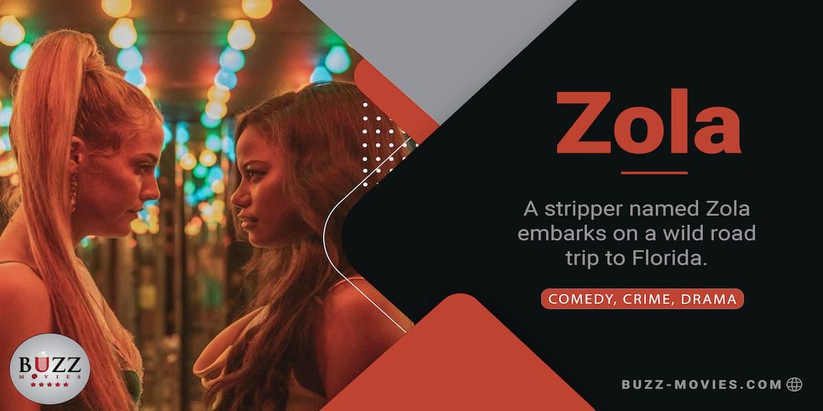 Zola 2021 Movie