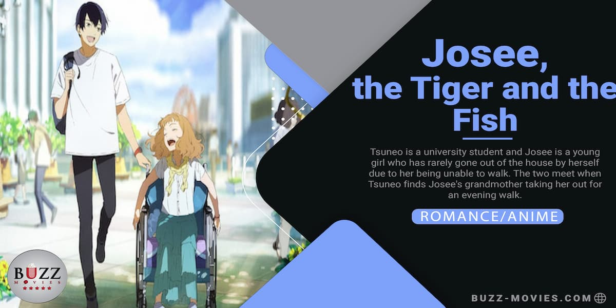 Josee, the Tiger and the Fish