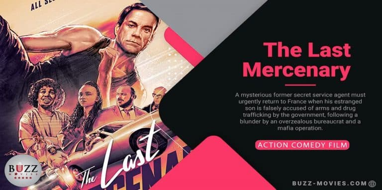 The Last Mercenary movie 2021
