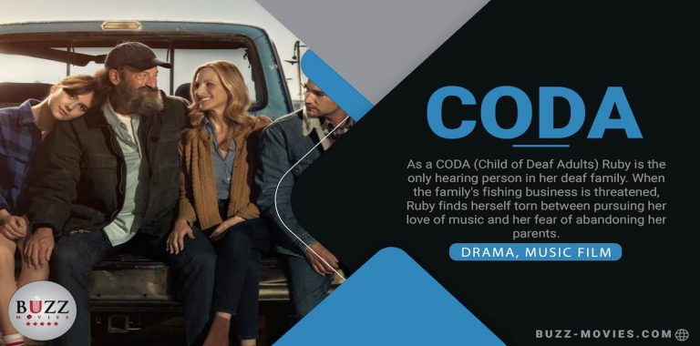 CODA Movie 2021